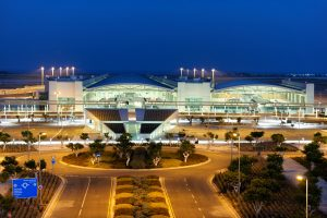 Larnaca Airport Glafcos Clerides