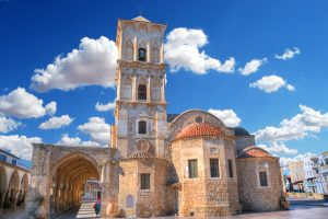 Larnaca Church of Saint Lazarus