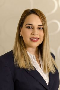 Katerina Christofi - Patient Service & Support Manager