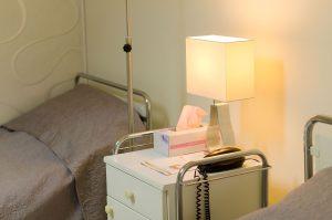 Private Patient Room