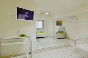 Cyprus Plastic Surgery - Patient Room Facilities